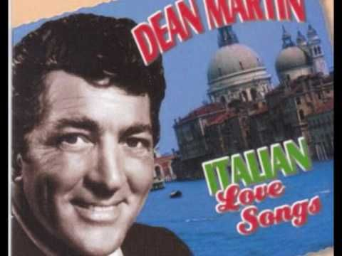 From 1953 and Dean Martin here's 'Come Back to Sorrento'