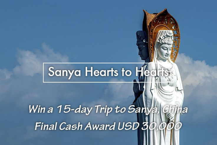 """ONLY 2 steps to watch the world's largest Buddha sculpture in #Sanya, #China: #SanyaRepin #SanyaHeartstoHearts 1. Comment """"I want to join #SanyaHeartstoHearts"""" below to enroll and be lucky for a #gift. 2. To win the #FreeTrip to Sanya and even $30,000, follow our guideline here app.gotrips.net/ #SanyaH2HRecruitment"""