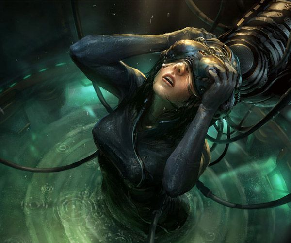 36 Epic Looking Sci-fi Artworks