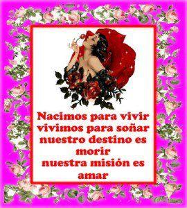 Imagen de amor de una mujer en un rosa - http://www.imagenesdeamor.pro/2013/07/imagen-de-amor-de-una-mujer-en-un-rosa.html