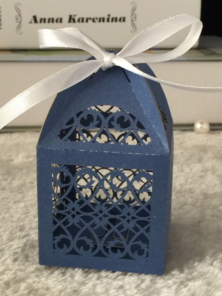 Find More Party Favors Information about 300pieces sea blue wedding gift candy boxes with ribbon,laser cut wedding favour boxes gift boxes for wedding party gift Favor,High Quality box saver,China box plastic Suppliers, Cheap box favour from KJdecoration Store on Aliexpress.com