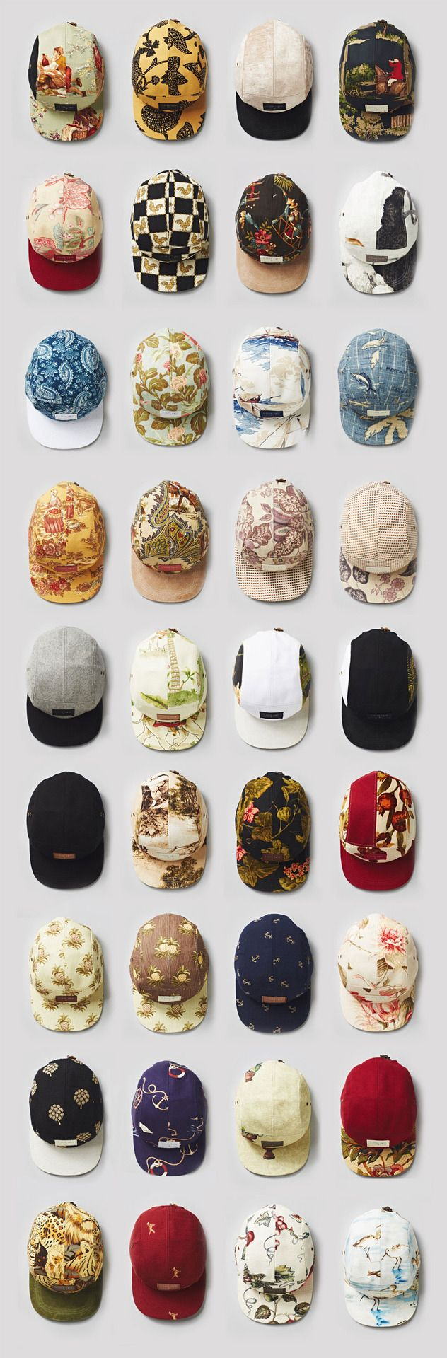 I Love Ugly 5 Panel Caps Holiday 12 (I have the one that is the first in the line that is second from the bottom). AS Yes.