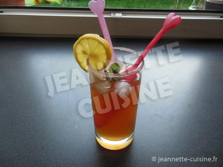 Le jus de tamarin - Jeannette Cuisine