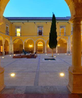 Hotel in Tavira | Pousada de Tavira, Convento da Graça |