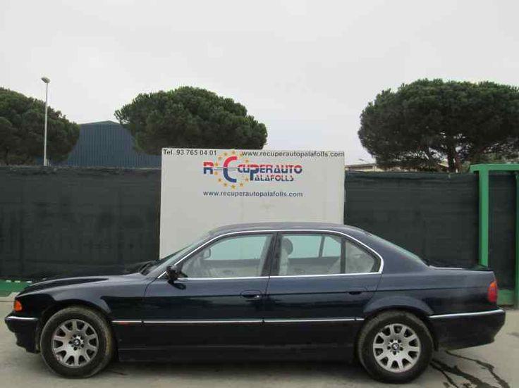 BMW SERIE 7 (E38) 735iL Automático  3.5 V8 32V CAT (238 CV) |   09.98 - ...