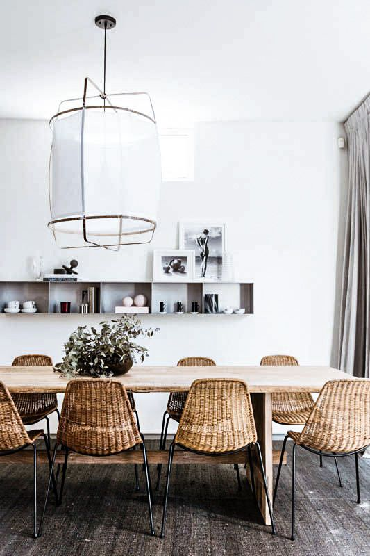Nature Dining Room Inspo | #connox #beunique