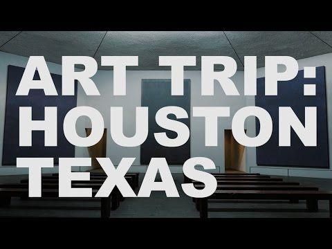 Art Trip: Houston   The Art Assignment   PBS Digital Studios - YouTube