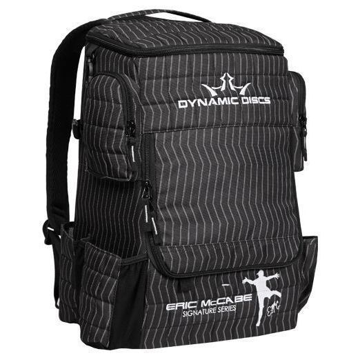 Dynamic Discs Eric McCabe Signature Series Zig Pin Ranger Backpack Disc Golf Bag