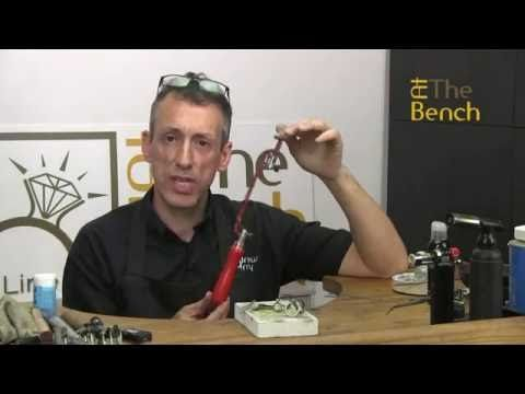 Helping you Make and Solder Jewellery with the Knew Concepts Titanium Soldering Strips - YouTube