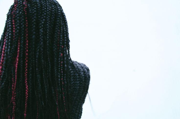 African Braids Inpiration