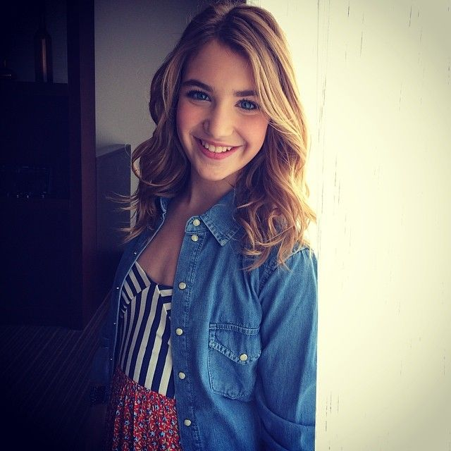 Photo taken by Sophie Nelisse - INK361
