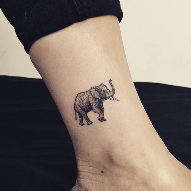 Confira nossa super seleção com 65 fotos de tatuagens de elefantes lindas e inspiradoras. Veja mais.