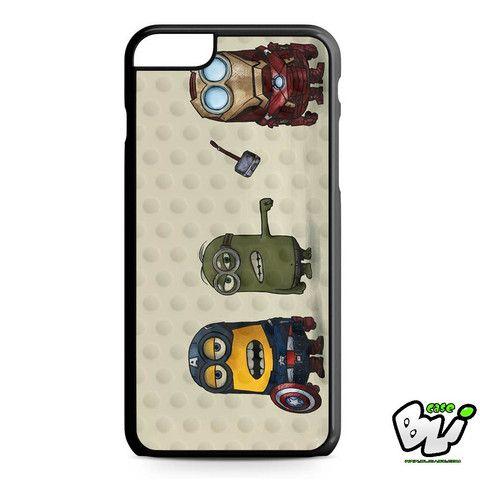 Avanger Minions iPhone 6 Plus Case | iPhone 6S Plus Case