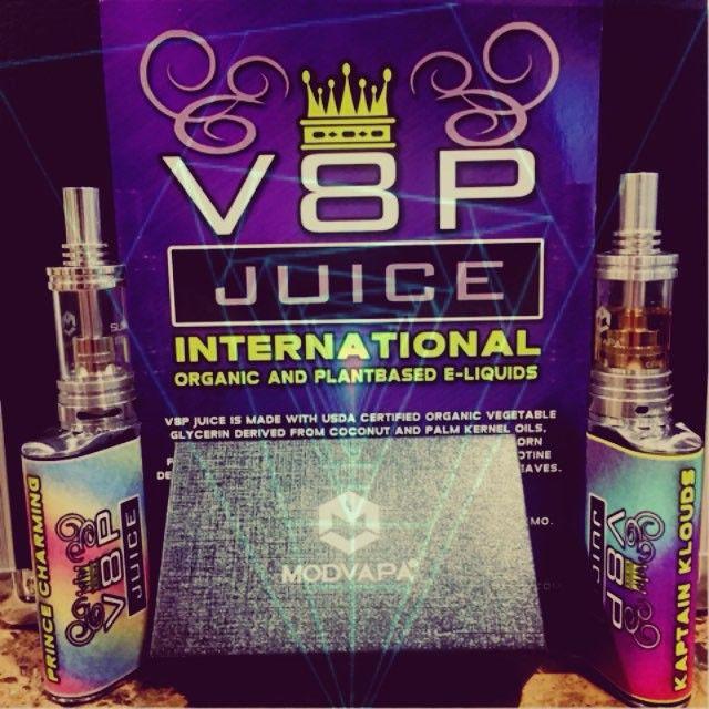Bringing that #DJ / #VJ Life to the #Vape Game. @djquicktrackz & @XtinaAmore #eliquid #ejuice #calivapers #miamivapers #miamidjs #edm #vapeallday #vapelife
