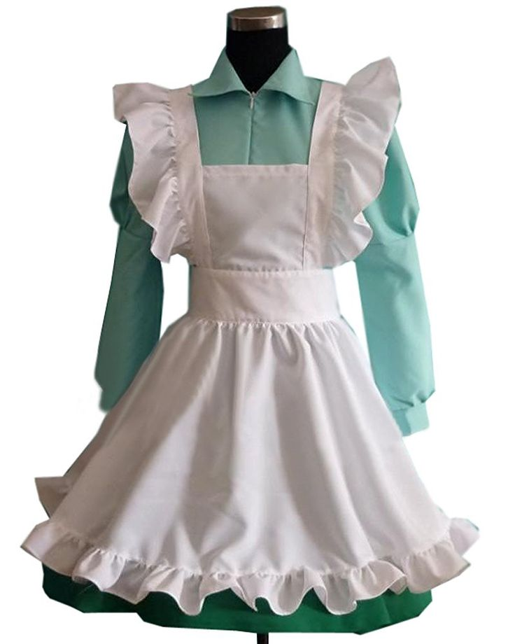 Onecos APH Axis Powers Hetalia Hungary Maid Uniform Cosplay Costume ** Want to know more, click on the image.