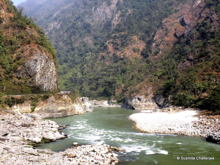 River Trishuli, Nepal