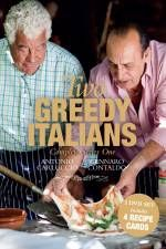 The kings of Italian cuisine Antonio Carluccio and Gennaro Contaldo return to Italy together to reme...