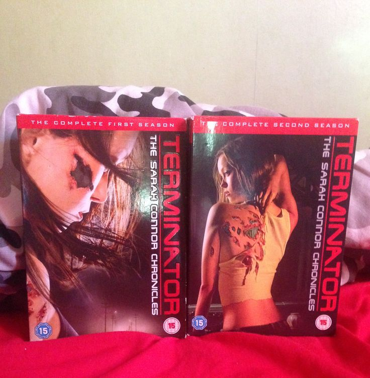 Terminator The Sarah Connor Chronicles Series 1-2