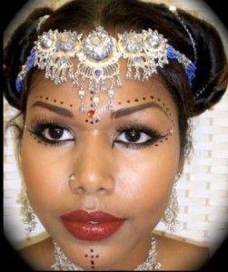 Tribal belly dance makeup inspiration   Bellydance Vogue