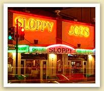 Sloppy Joe's Restaurant and Bar (Key West, Florida) Awesome Awesome place to party with people from all over of all ages... I was fist pumping to Cee Lo with a pair of 60somethings!!!!