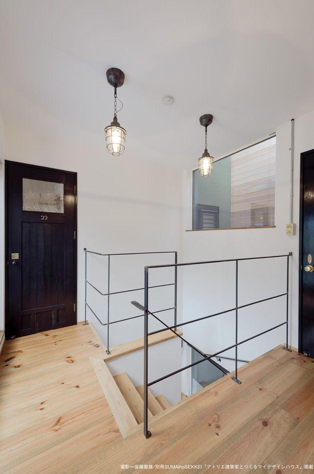 ヴィンテージ調の無垢と白壁の家 | 新潟で建築家とつくる注文住宅|adhouse(アドハウス)