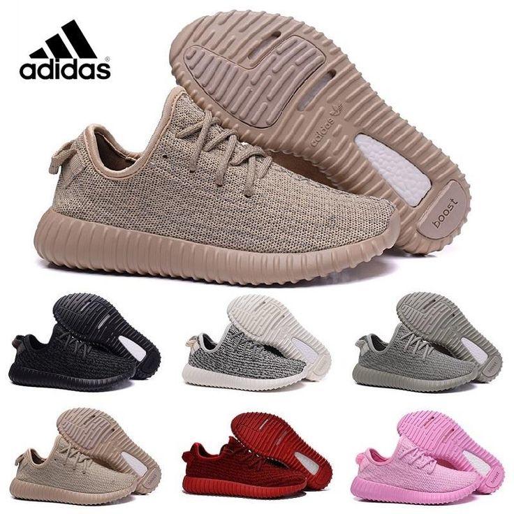 2016 Adidas Original Yeezy Boost 350 2016 Turtle Dove Tan Black Kanye Milan  West\u2026