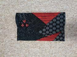 Dette patchwork mønster til Kosmetikpung i Kreativ Patchwork.