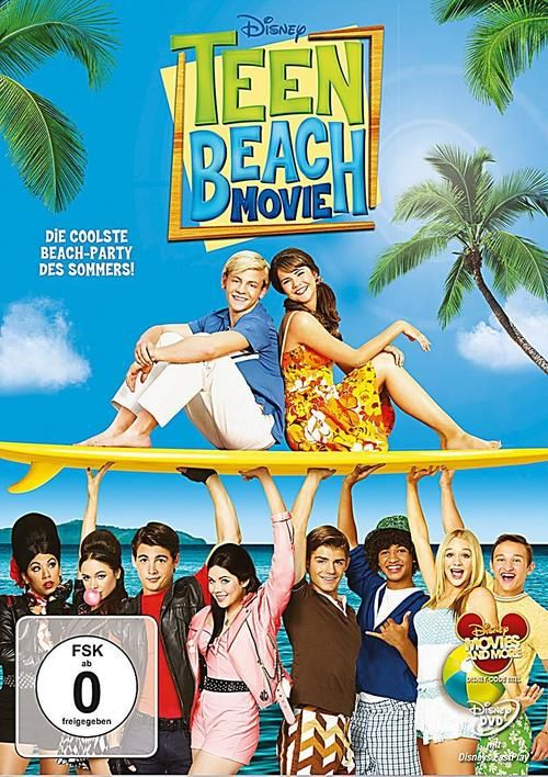 Teen Beach Movie 2013 full Movie HD Free Download DVDrip