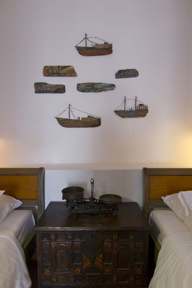 Traditional #design, unique #accommodation @Esperas Hotel in #Santorini