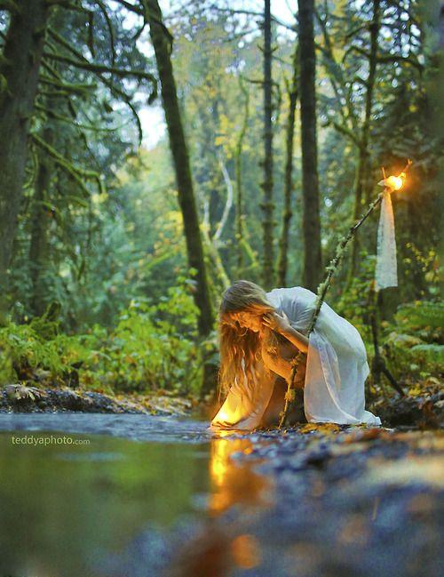 story inspiration - magic