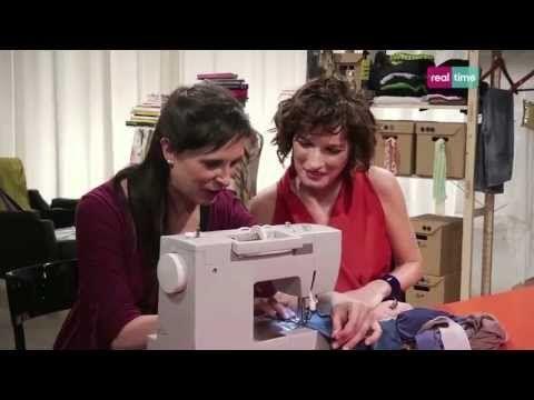 Il punto elastico: cos'è? - I tutorial di Re-fashion - YouTube