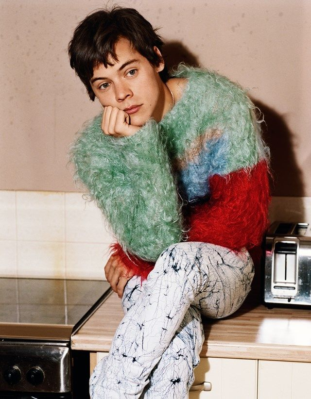 Harry Styles for Another Magazine