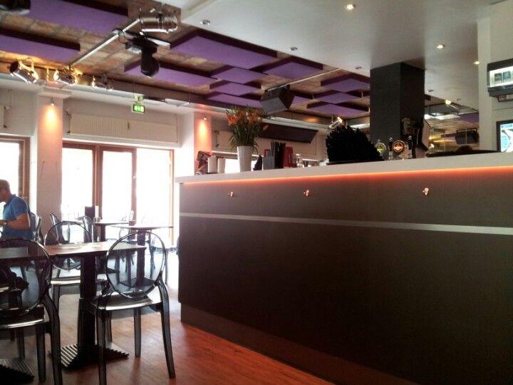 Café Kræz i Odense C, Denmark