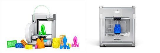 Impresoras 3D Argentina caseras profesionales educacion