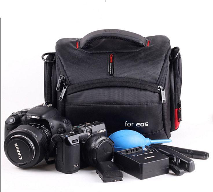 Pot-Bellied Waterproof Camera Case Bag