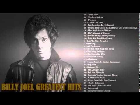 BILLY JOEL GREATEST HITS 2015 || Top 30 Billy Joel Songs