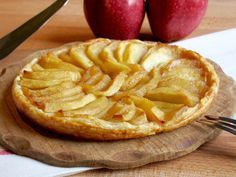 Tarte Tatin 4 Ingredienti