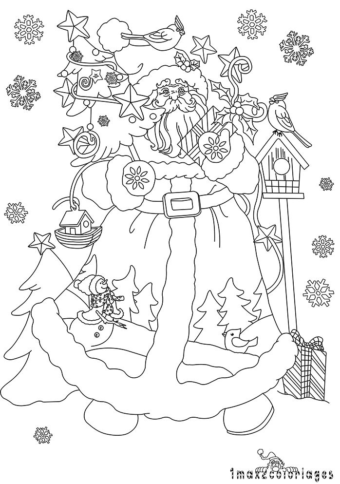 fox snow globe coloring pages - photo#40
