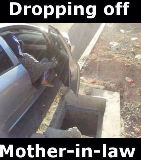 Funny Birthday Meme For Mother In Law : Best images about mother in law on pinterest