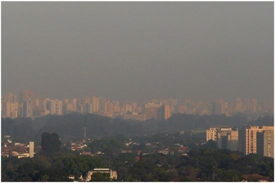 Concentração de gases do efeito estufa bateu novo recorde em 2014, diz ONU
