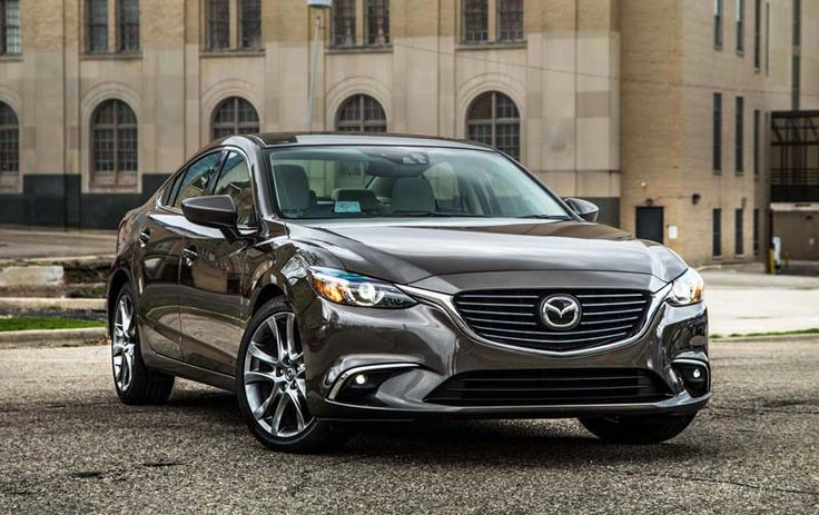 2018 Mazda 6 overview