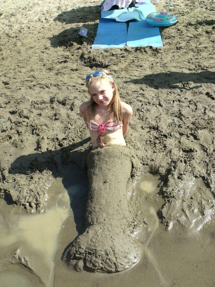 My little mermaid :-)