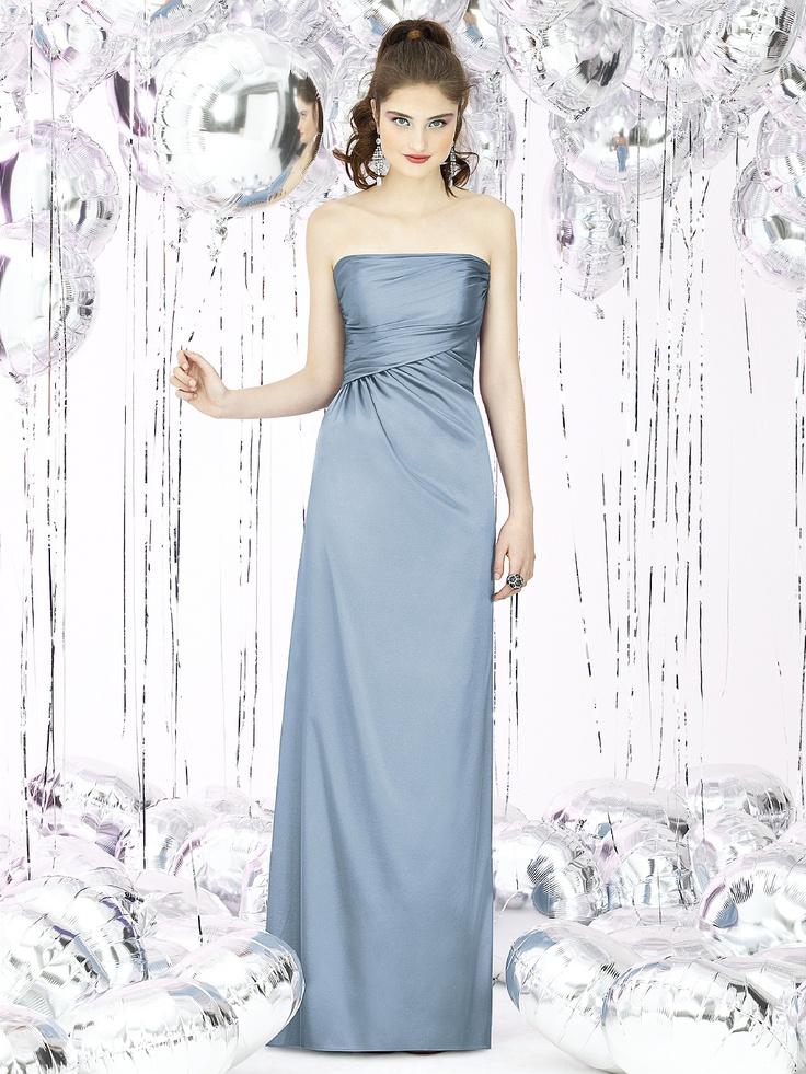 Slate Bridesmaid Dresses 46