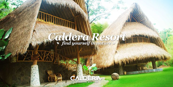 Want to hear your boss snore next to you?  Caldera River Resort is the right place to go!