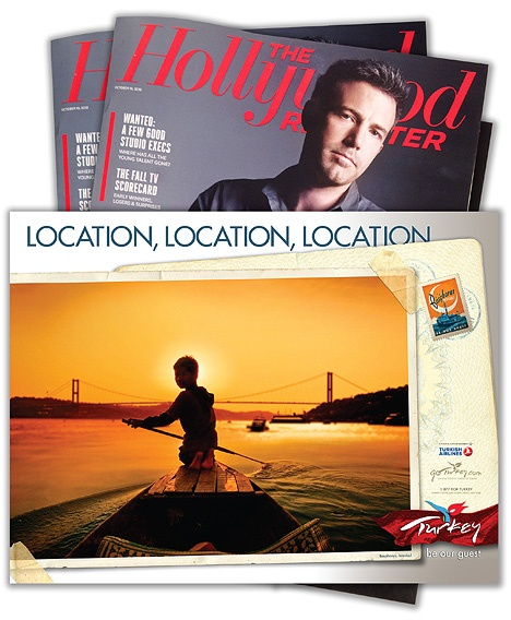 Turkish Tourism Campaign Ad for THR special by Emrah Yücel
