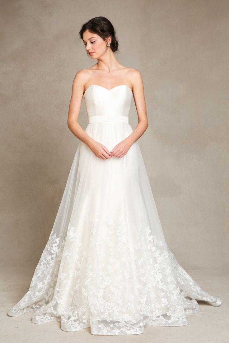Jenny yoo london gown 1695 london skirt 550 for Jenny yoo wedding dresses