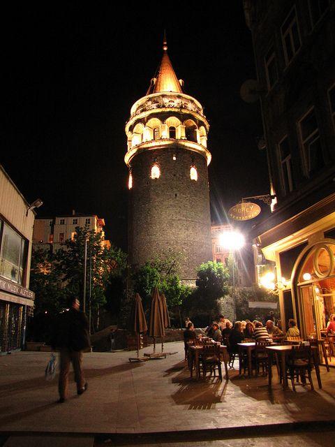 Torre Galata - Istanbul, Turkey