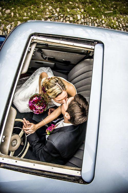 Ideen für die Hochzeitsfotos – tolle Bilder von Brautpaaren als Inspiration für Ihre Hochzeit!