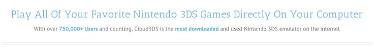 Nintendo 3DS emulator for Windows and Mac   Free Download
