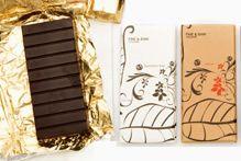 Monate (fine & raw) chocolate bars